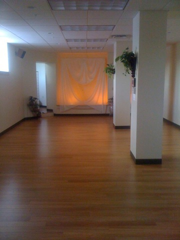 Sadhana Meditation Hall